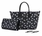 TORBA DO WÓZKA MOMMY BAG KINDERKRAFT CZARNA