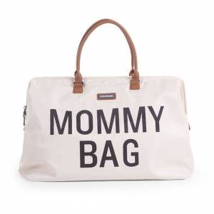 CHILDHOME TORBA MOMMY BAG KREMOWA