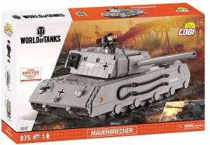 COBI SMALL ARMY CZOŁG MAUERBRECHER 3032