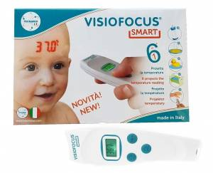 TERMOMETR BEZDOTYKOWY VISIONFOCUS SMART 06470