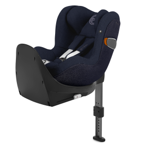 CYBEX SIRONA Z I-SIZE PLUS NAUTICAL BLUE FOTELIK 0-18 KG DO BAZY BASE Z OBROTOWY