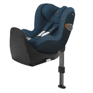 CYBEX SIRONA Z I-SIZE PLUS MOUNTAIN BLUE FOTELIK 0-18 KG DO BAZY BASE Z OBROTOWY