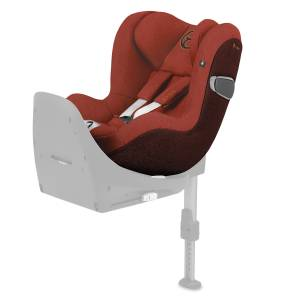 CYBEX SIRONA Z I-SIZE PLUS AUTUMN GOLD FOTELIK 0-18 KG DO BAZY BASE Z OBROTOWY