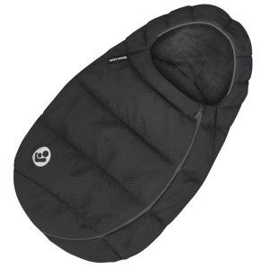 MAXI COSI ŚPIWOREK ESSENTIAL  BLACK DO FOTELIKA 0-13