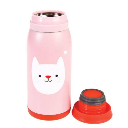 REX LONDON TERMOS DLA DZIECKA 350 ML KOTEK COOKIE THE CAT